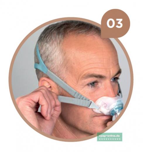 F&P - BREVIDA - Nasenkissenmaske