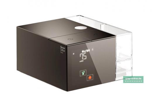 Sefam - auto/cpap Gerät - S.Box by STARCK