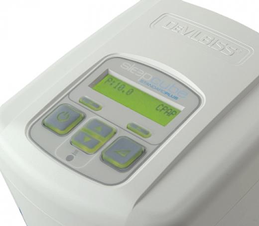 DeVilbiss - SleepCube DV54SE-P - Auto CPAP, Ausatemerleichterung