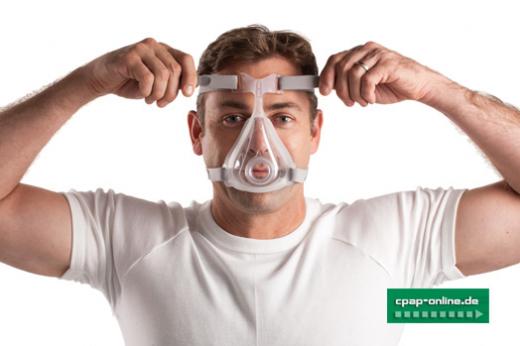 ResMed - Quattro Air - FullFace Maske mit Ventil
