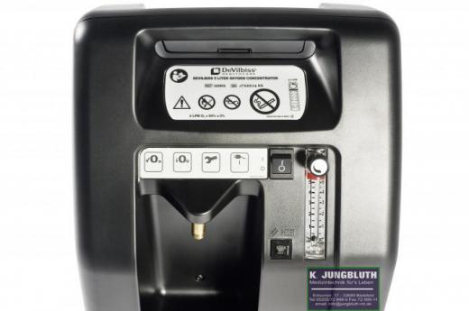 Drive/DeVilbiss - Konzentrator 525 KS Black