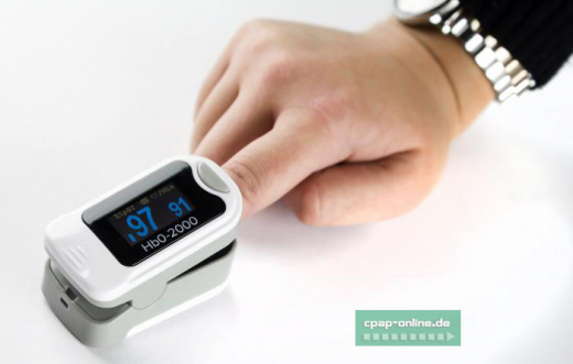DeVilbiss - Finger-Pulsximeter - Drive