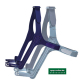 ResMed - Swift LT und Swift LT-Female - Kopfband m. Clips