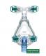 ResMed - Ultra Mirage - FullFace Maske (NV) für Beatmung